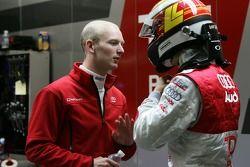Alexandre Premat et Lucas Luhr