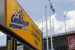 Bienvenue à Chicagoland Speedway