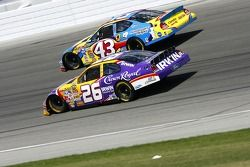 Jamie McMurray y Bobby Labonte