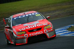 Craig Lowndes (TeamVodafone Ford Falcon BF)