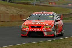 Craig Lowndes slipped back to 16th