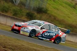 Russell Ingall was off the pace