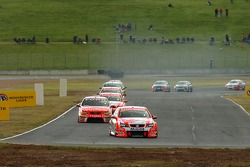 Mark Skaife builds on his lead