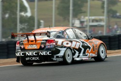 Rick Kelly on his way to 3rd