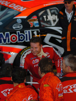 It's all smiles for Mark Skaife