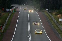 #73 Luc Alphand Aventures Corvette C5.R: Jean-Luc Blanchemain, Vincent Vosse, Didier André