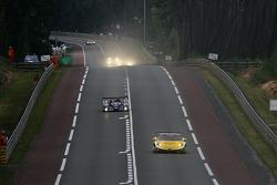 #72 Luc Alphand Aventures Corvette C6.R: Jérôme Policand, Patrice Goueslard, Luc Alphand