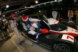 Changement de pilote entre Marc Gene et Nicolas Minassian