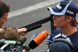 Нико Росберг, WilliamsF1 Team