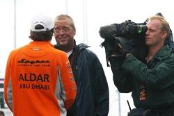 Markus Winkelhock, Spyker F1 Team