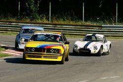 BMW et Ginetta