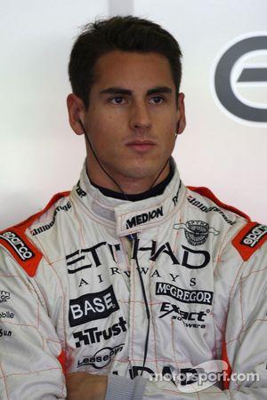 Адриан Сутиль, Spyker F1 Team