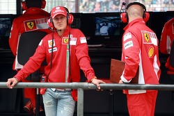Михаэль Шумахер, Scuderia Ferrari, Advisor