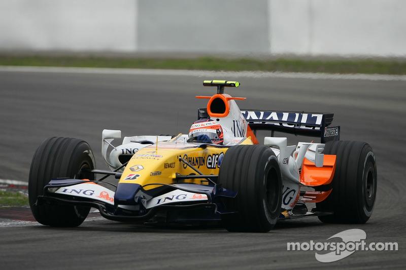 #4: Heikki Kovalainen, Renault F1 Team, R27