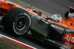 Адриан Сутиль, Spyker F1 Team, F8-VII