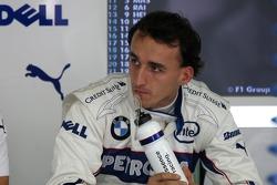 Роберт Кубица, BMW Sauber F1 Team