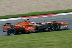 Маркус Винкельхок, Spyker F1 Team, F8-VII