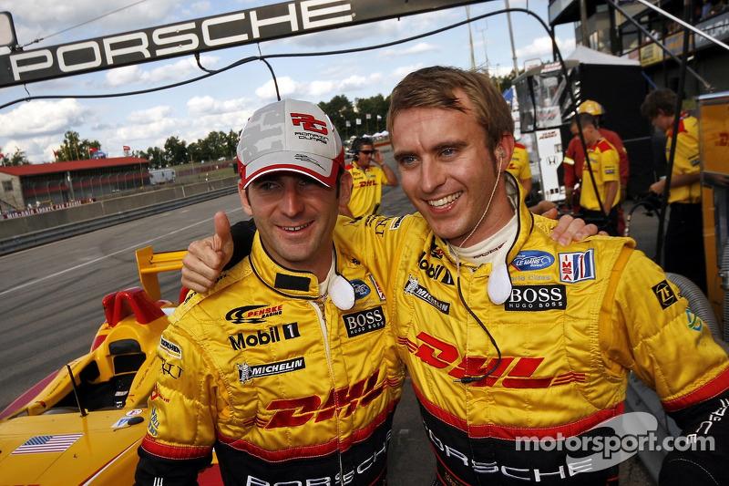 2007 - ALMS (LMP2): Romain Dumas/Timo Bernhard (Porsche RS Spyder)