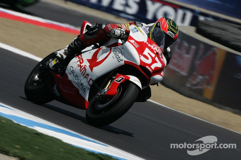 10º Chaz Davies: 20 años, 5 meses y 12 días (debutó en 2007, con Pramac D'Antin Ducati