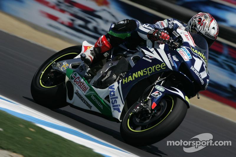 2007: Miguel Duhamel (Honda RC212V)*