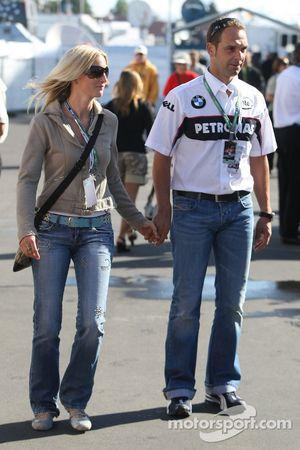 Jorg Muller, BMW Team Germany, WTCC