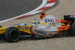 Джанкарло Физикелла, Renault F1 Team, R27