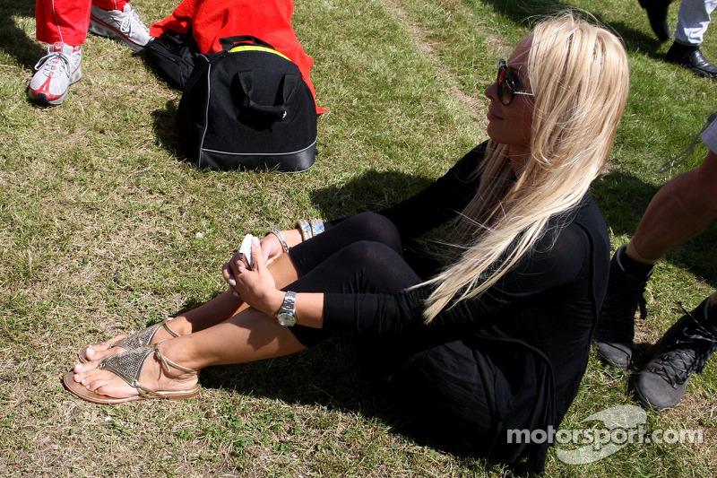 Cora Schumacher, Ehefrau von Ralf Schumacher