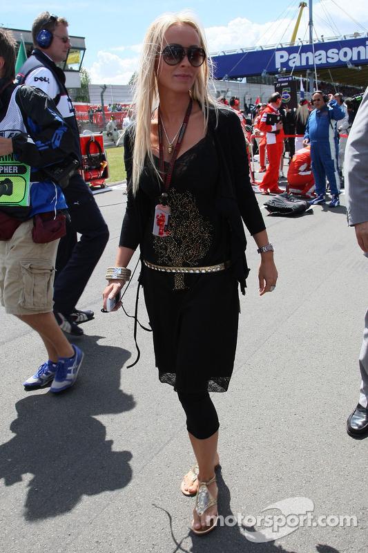 Cora Schumacher, Wife of Ralf Schumacher