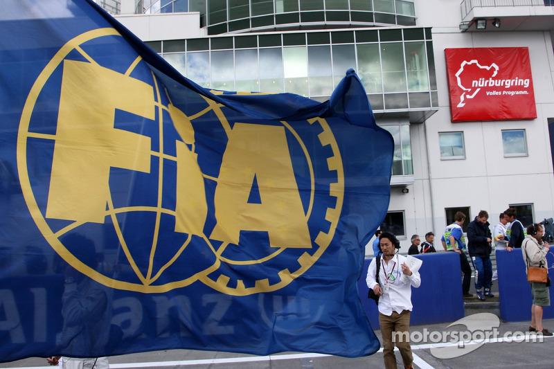 Drapeau FIA