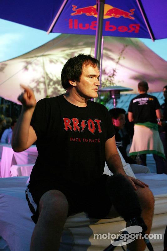 Quentin Tarantino, director de cine