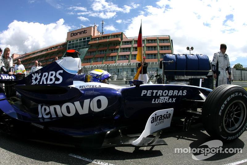 Ніко Росберг, WilliamsF1 Team