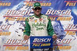 Scott Wimmer s'empare de la pole position pour la course de la course passerelle 250 NASCAR Busch Series