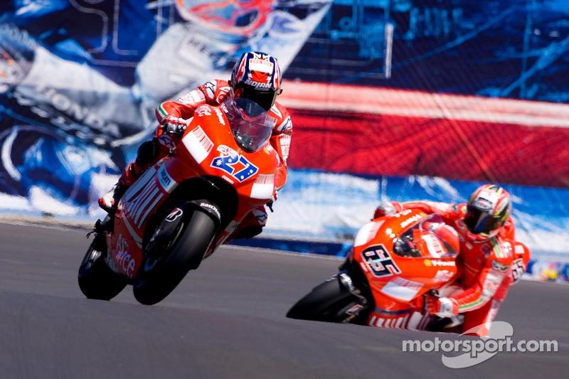 #13 - Casey Stoner - GP de Estados Unidos 2007