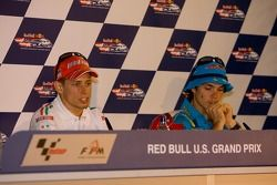Press conference: Casey Stoner and Chris Vermeulen