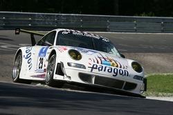 #29 Paragon Porsche 997 RSR: Klaus Frers, Patrik Bernhardt, Jörg Hardt, Pierre Kaffer