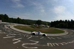 #65 RJN Motorsport Nissan 350Z: Kurt Thiim, Nicole Lüttecke, Holger Eckhardt, Tim Schrick