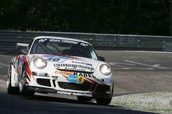 #30 Mühlner Motorsport Porsche 997 GT3 Cup: Heinz-Josef Bermes, Jochen Krumbach, Michael Schrey, Tim Bergmeister