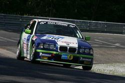 #210 BMW 318is: Winfried Meseke, Frank Möller, Alexander Schula