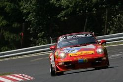 #37 Cargraphic-Birkart-RDM-Racing Porsche 911 Cup 993: Steffen Schlichenmeier, Jaques Meyer, Peter König, Kurt Ecke
