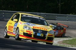 #257 Marc Hoyer VW Golf GT: Jim Briody, Ralf Kraus