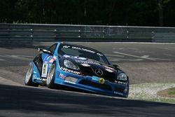 #61 Carlsson Racing Mercedes SLK Carlsson: Rainer Brückner, Ingvar Carlsson, Vitaly Dudin, Vadim Khavlov