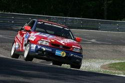 #174 Team DMV Seat Ibiza: Hans-Christoph Schäfer, Manfred Beckers, Burkhart Schettler