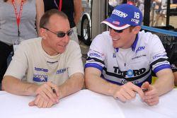 Andy Wallace et Chris Dyson