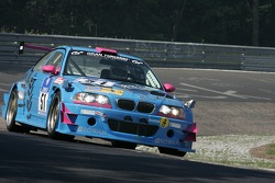 #51 BMW M3 E46: Willie Moore, Rupert Douglas-Pennant, Nick Jacobs