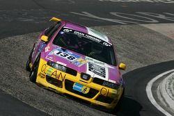 #138 Seat Leon Supercopa: Bora Boelck, Minden Picker Andre, Bernd Schneider (II), Gerd Schumacher