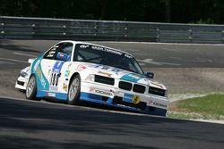 #180 Sebastian Krell BMW 318 iS Coupe: Sebastian Krell, Johann-Georg Riecker, Hanjo Hillmann