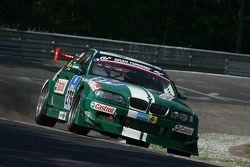 #276 BMW 335d: Henning Meyersrenken, Bernd Albrecht, Norman Starke