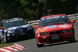 #209 BMW M3: David Ackermann, Georg Weber, Eberhard Katz