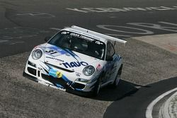 #31 Mühlner Motorsport Porsche 997 GT3 Cup: Jochen Krumbach, Heinz-Josef Bermes