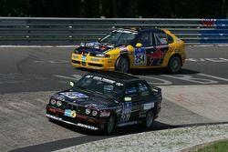 #207 BMW M3 E30: Hans-Rolf Salzer, Sascha Salzer